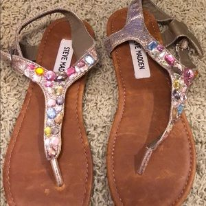 Size 4 Steve Madden Sandals